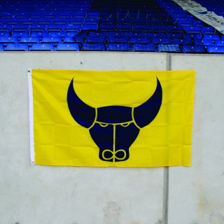 Oxford United Crest Flag