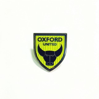 Crest Pin Badge 18/19