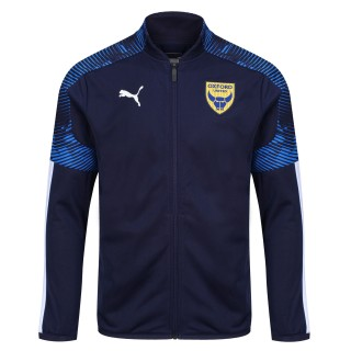 Cup Junior Pre-Match Jacket