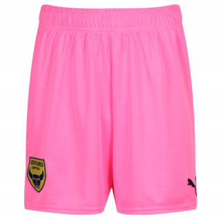 Junior Replica Goalkeeper Short Pink