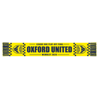 Wembley 2020 League One Play Off Final Scarf