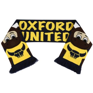 Olly The Ox Junior Hat & Scarf Set