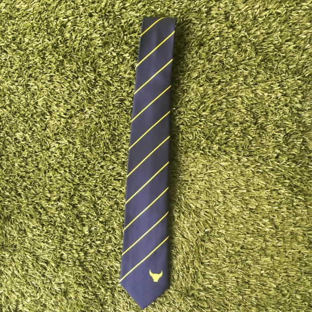 Striped Club Tie