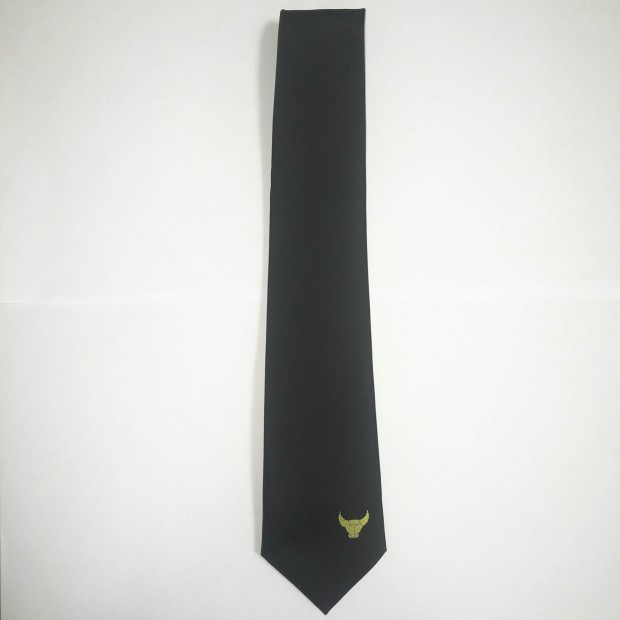 Black Club Tie
