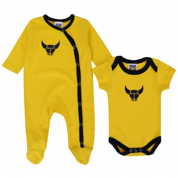 Sleepsuit Set