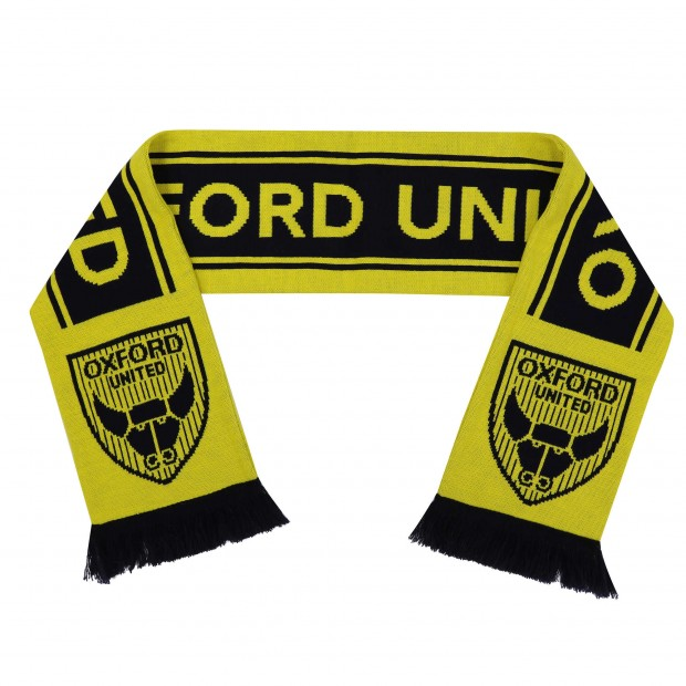 Offcial Jaquard Scarf