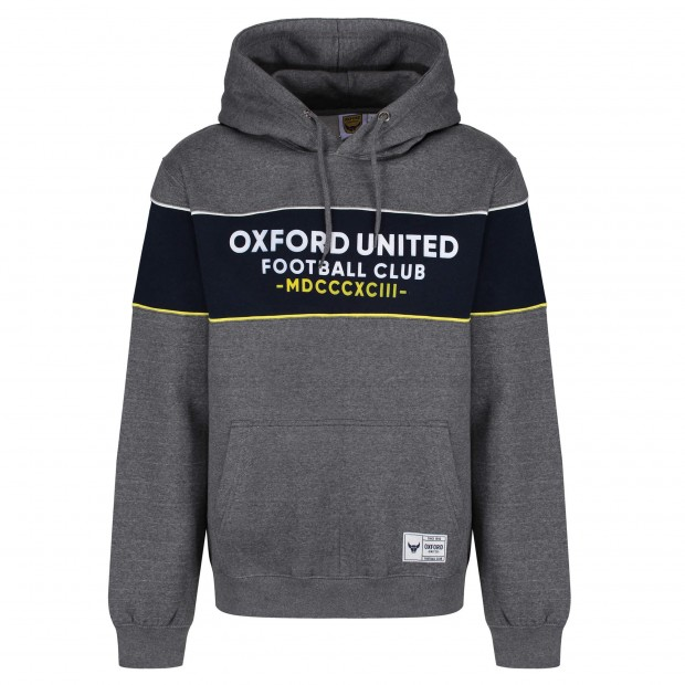 Junior Pannel Hoody