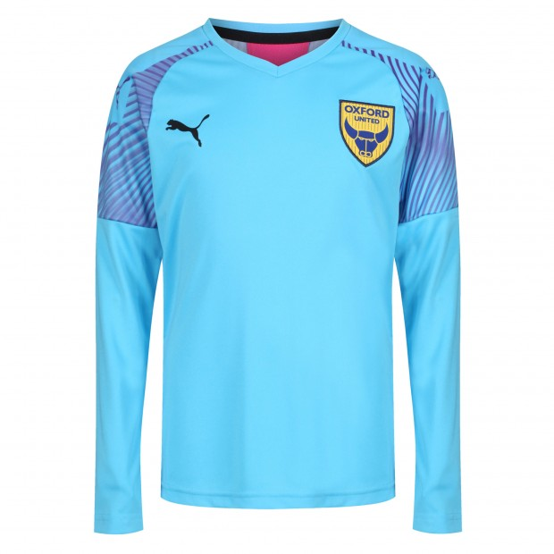 Junior Away Replica Goalkeeper Shirt 2019/2020